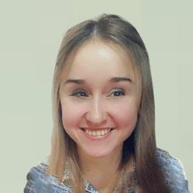 Ilustracja przedstawia testera z niepełnosprawnością wzrokową - Karolinę Rzepa
